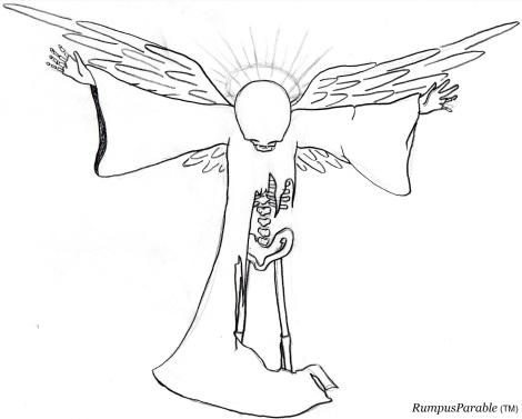 wings himself
